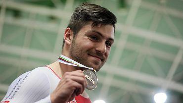 Mateusz Rudyk z brązowym medalem MŚ w Pruszkowie.