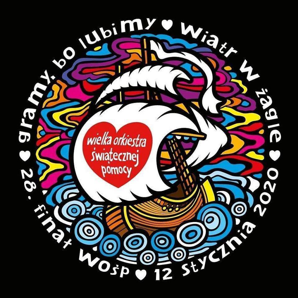 Logo 28. Finału WOŚP