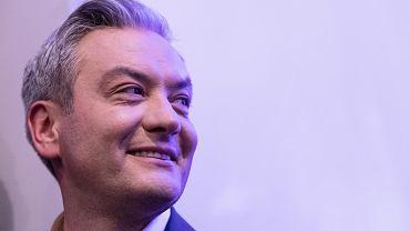 Robert Biedroń otwiera biuro w Warszawie i rusza z kampanią wyborczą