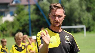 Michał Zioło pracuje dziś dla Borussii Dortmund