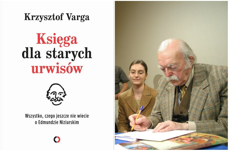 'Księga dla starych urwisów' Krzysztof Varga