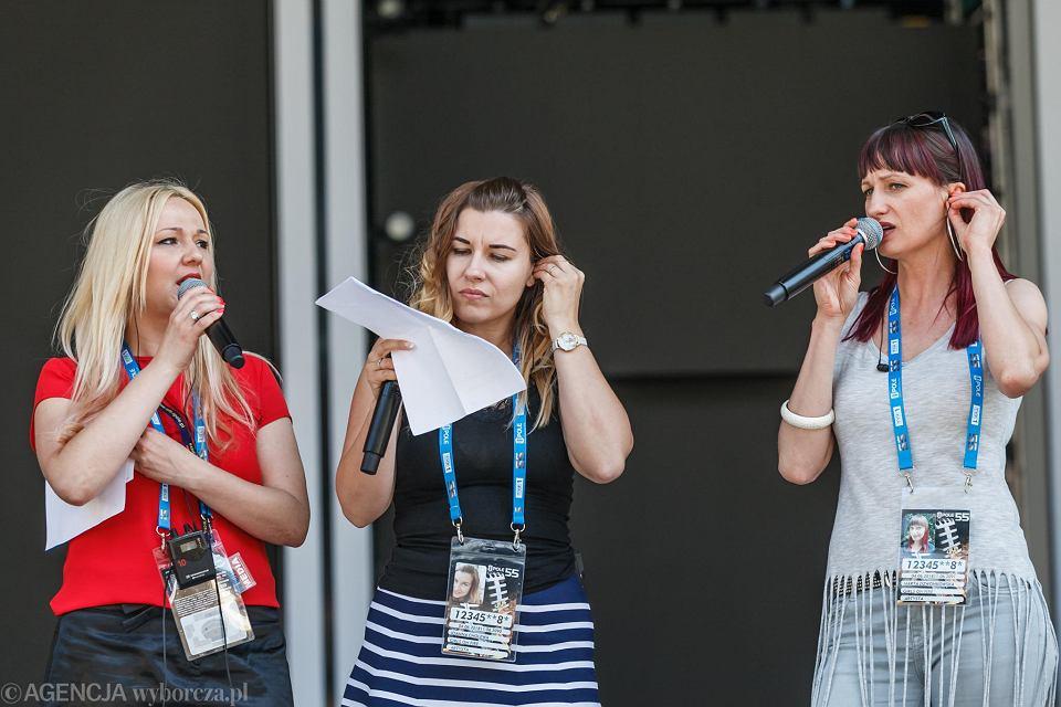 Zdjęcie numer 2 w galerii - Piosenkarki zaśpiewają na rzecz Centrum Praw Kobiet, któremu PiS odebrał dotację
