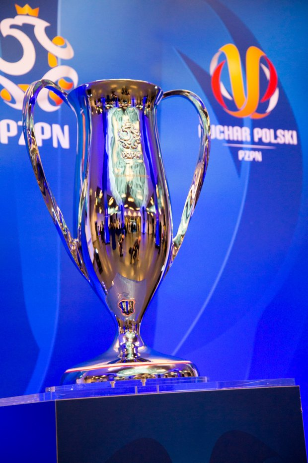 Losowanie par 1/16 finalu Pucharu Polski