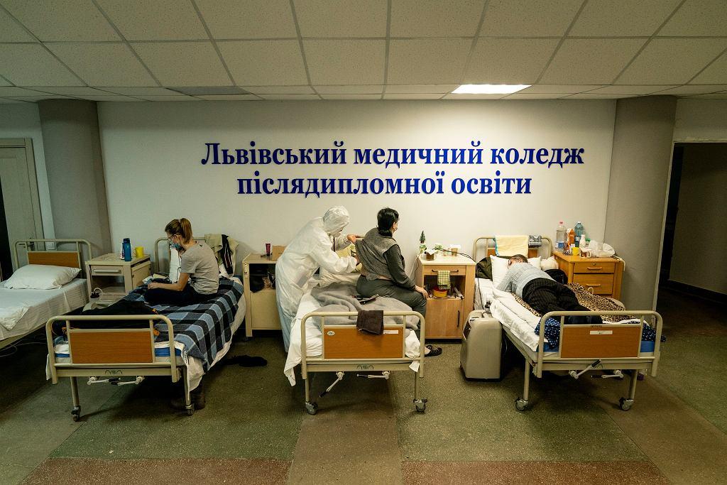 Epidemia koronawirusa na Ukrainie