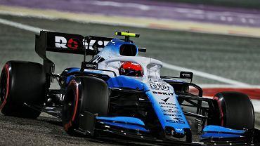 Robert Kubica podczas Grand Prix Bahrajnu