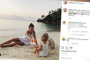 Olga Frycz jest na wakacjach w Azji. Fanka zapytała ją, czy boi się koronawirusa. Szczerze odpowiedziała