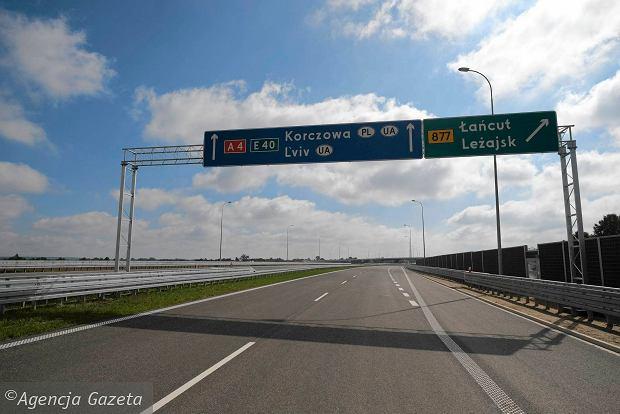 Autostrada A2 Polska Mapa Wszystko O Samochodach I Motoryzacji