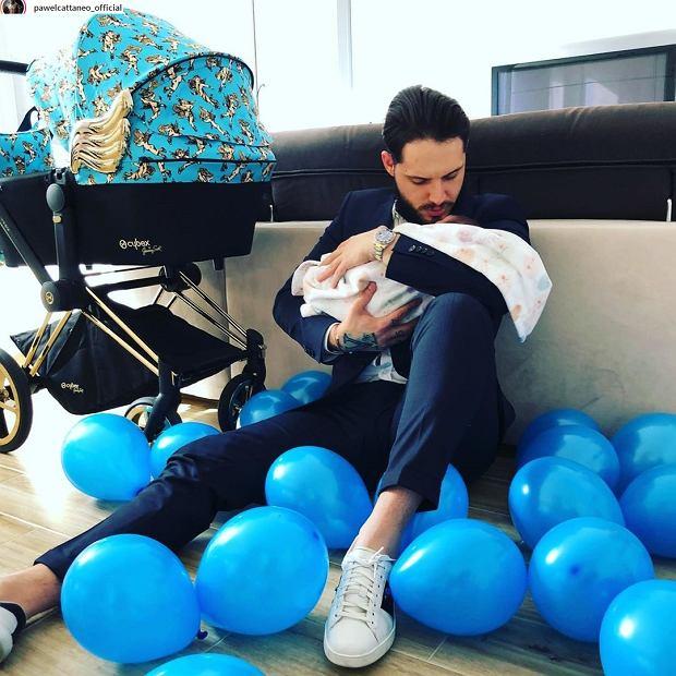Paweł Cattaneo został ojcem