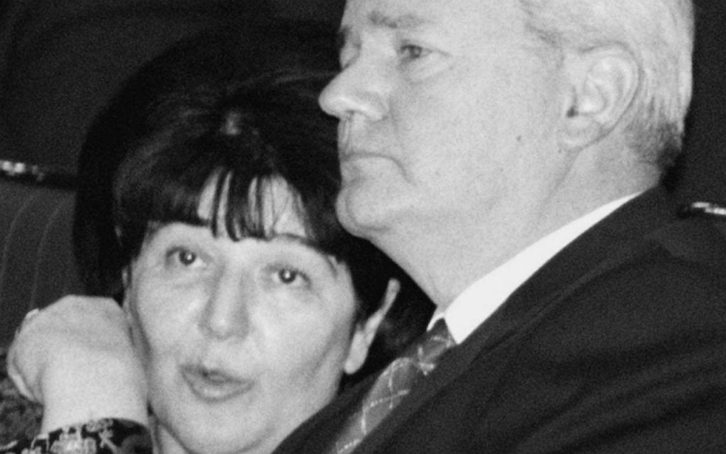 Mira Markovic i Slobodan Miloszevic