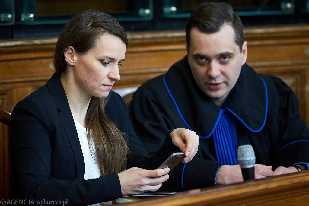 Agnieszka Pomaska, posłanka PO, wniosła oskarżenie w stosunku do Anny Kołakowskiej latem ubiegłego roku