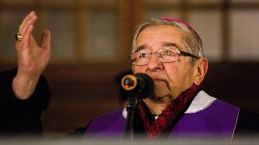 Abp Sławoj Leszek Głódź w homilii mówił m.in. o karcie LGBT i strajku nauczycieli