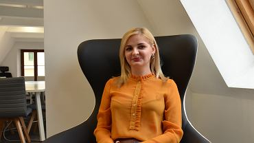 Oksana Konior, prezes firmy RelocateYou