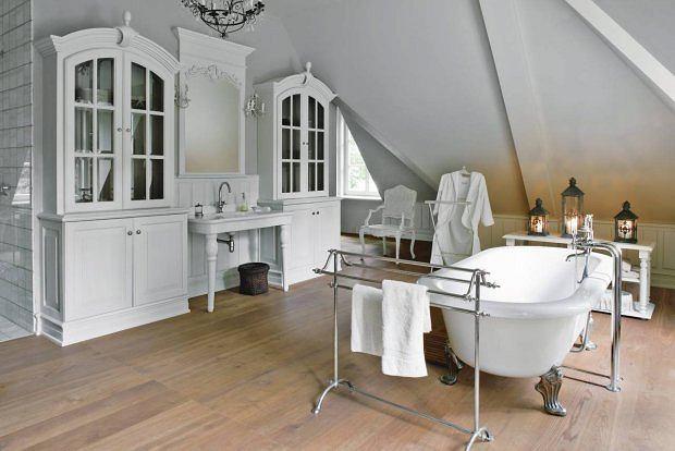 Duża łazienka Jak Ją Urządzić