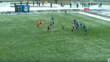 Fenomenalny gol Konrada Wrzesińskiego! Polak zachwycił w Kazachstanie