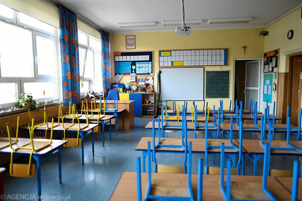 Szkoły i przedszkola zamknięte z powodu koronawirusa