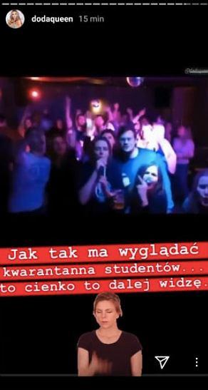 Doda o studentach z Olsztyna