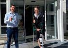 Stephan Leyhe opuścił klinikę po fatalnym wypadku. Czeka go długa przerwa od skakania