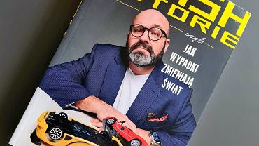 'Crash historie' - książka Rafała Jemielity