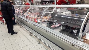 Wzmozone zakupy w Warszawie