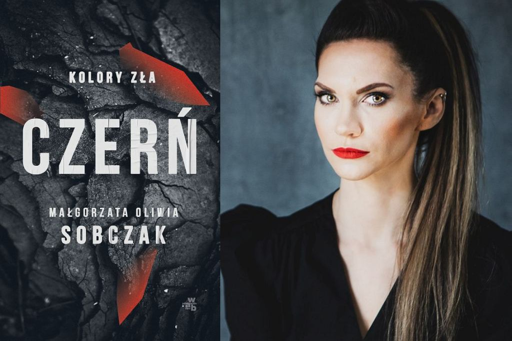 Małgorzata Oliwia Sobczak - 'Czerń'