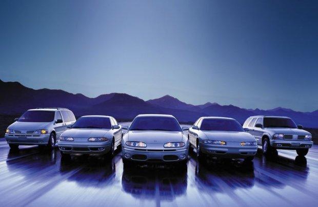 Jedne z ostatnich samochodów Oldsmobile