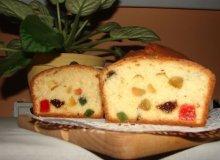 Aromatyczny keks - ugotuj