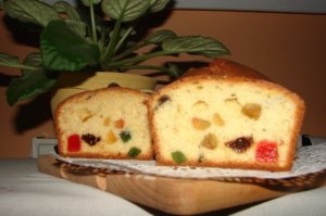 Aromatyczny keks