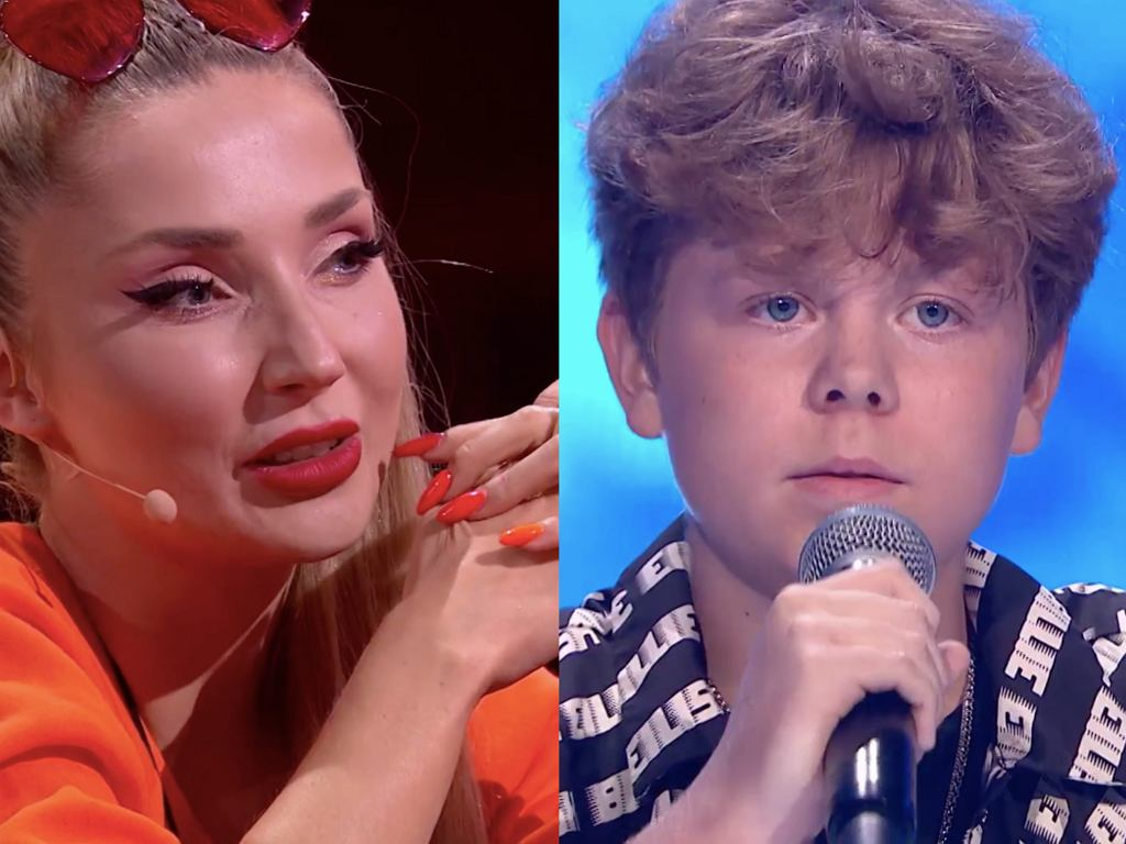 'The Voice Kids'. Uczestnik był wyśmiewany w szkole. Polały się łzy