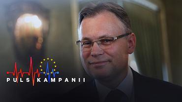 Wybory do Parlamentu Europejskiego 2019. Arkadiusz Mularczyk z PiS pozwany w trybie wyborczym
