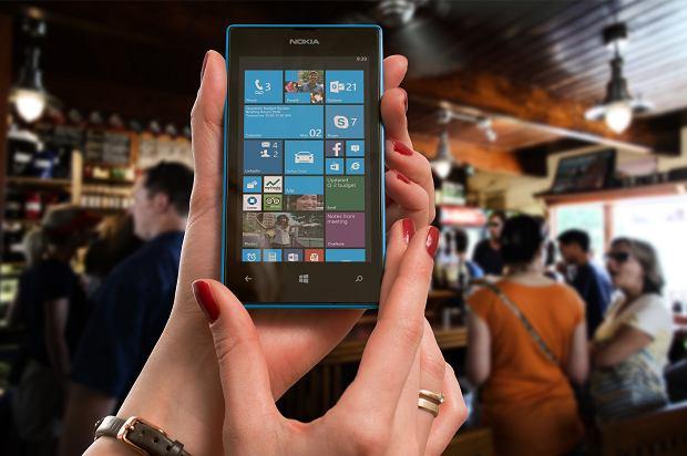 Czy ktoś pamięta smartfony z serii Lumia z Windows 8 Mobile?