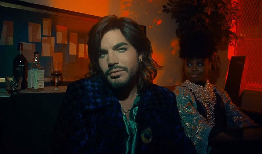 Adam Lambert - New Eyes (Official Video)