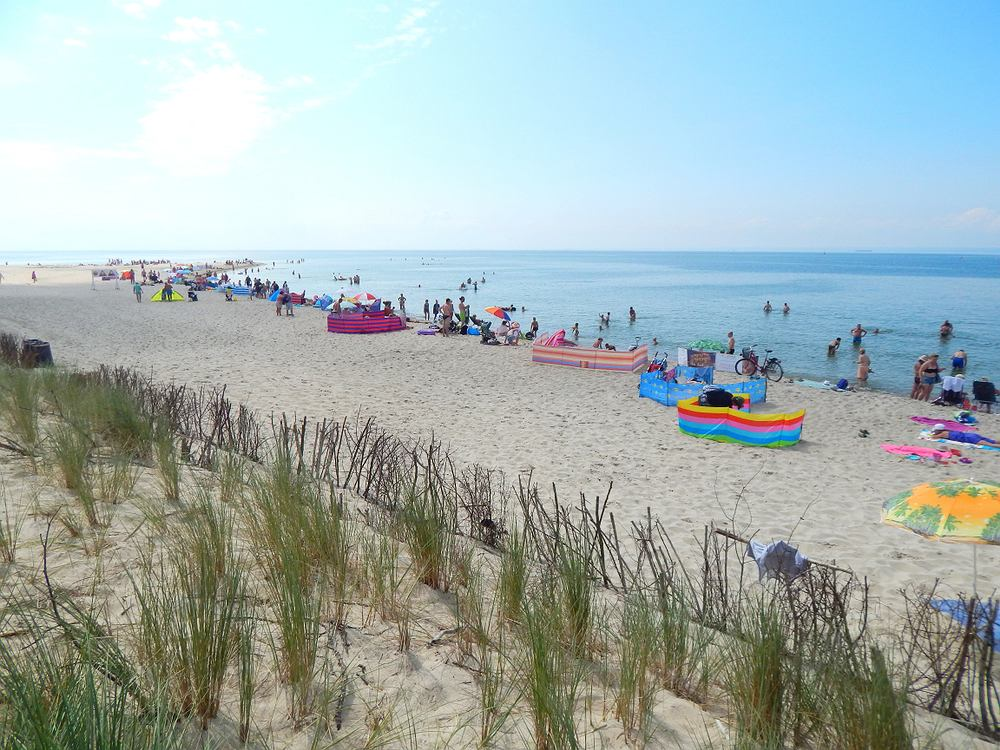 Od czerwca 2019 roku ruszają prace nad poszerzaniem plaż nad Morzem Bałtyckim w Polsce
