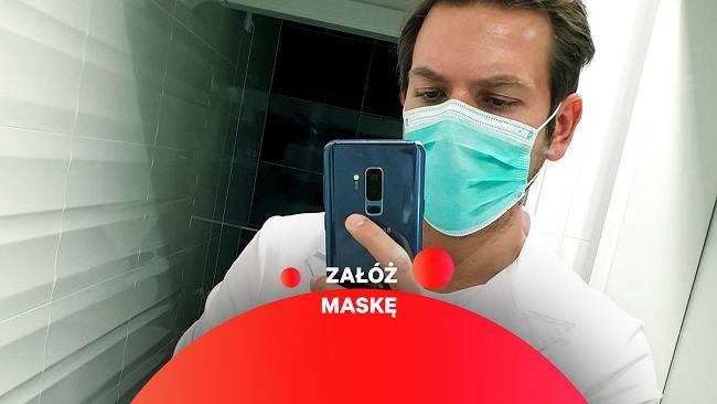 Dość ściemy. Posłuchaj lekarzy i razem z nami #ZałóżMaskę. Chroń siebie i innych