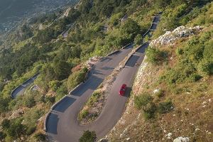 Samochodem po Czarnogórze