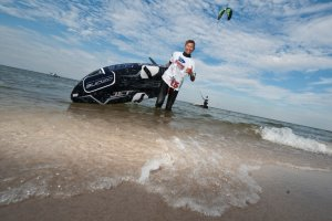 W Jastarni rozegrano Mistrzostwa Polski w kitesurfingu