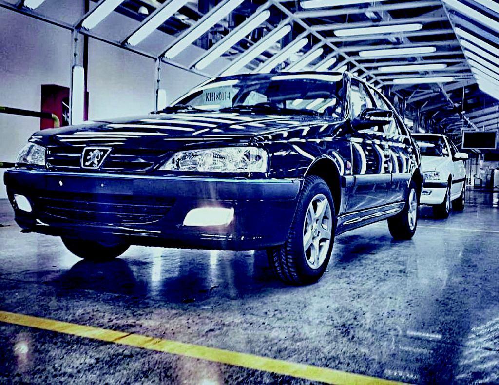 Peugeot 406 Khazar