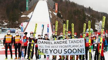Najnowsze informacje ws. Daniela-Andre Tandego.