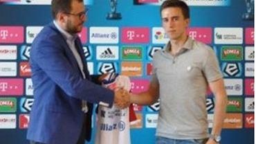Armin Cerimagić (z prawej)