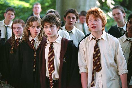 """Bardzo trudny quiz o """"Harrym Potterze"""""""