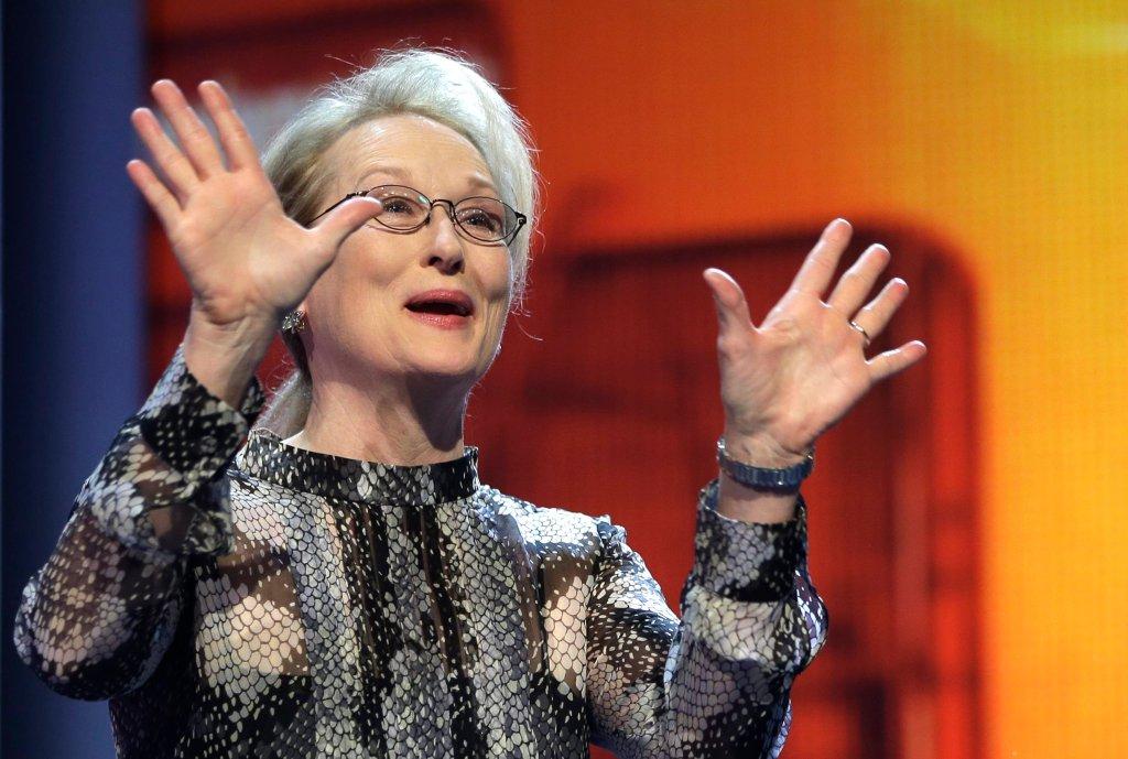 Berlinale 2016 - Meryl Streep