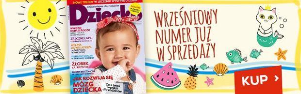 Magazyn Dziecko, wrześniowy numer