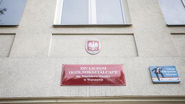 2XIV Liceum ogolnoksztalcace im Stanislawa Staszica