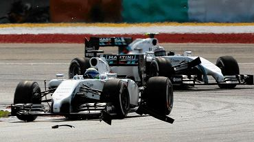 Felipe Massa i Valtteri Bottas