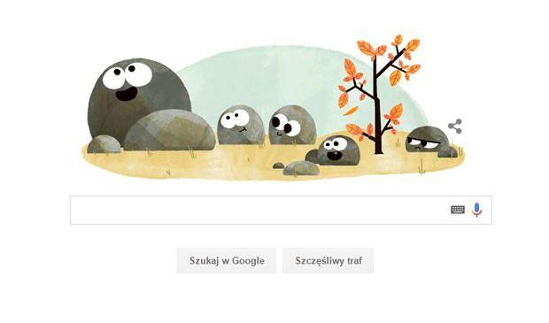 Równonoc jesienna 2016 w Google Doodle