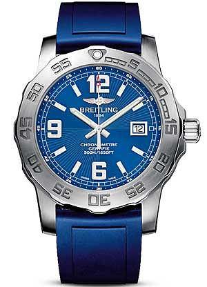 Zegarki: co nowego w 2013 roku, moda męska, zegarki, Zegarek z kolekcji Breitling, Colt 44/ Apart, Cena: od 10 590 zł