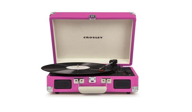 Gramofon CROSLEY Cruiser Deluxe, ok. 350 zł