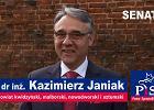 Polityk PiS Kazimierz Janiak dostał Extra Pensję w Lotto