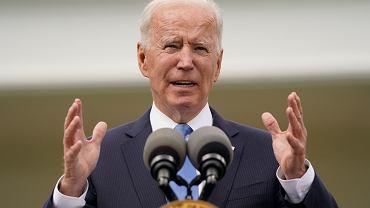 Jak przyznał prezydent USA Joe Biden, za atakiem na Colonial Pipeline nie stały rosyjskie władze
