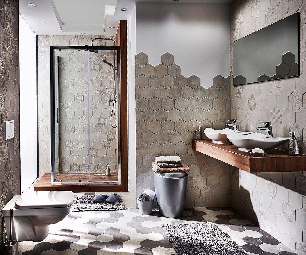 Sedes w nowoczesnej łazience