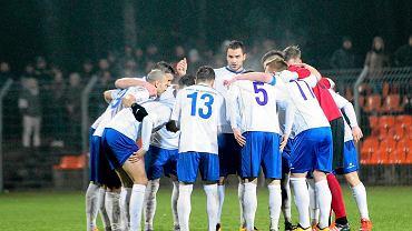 Piłkarze MKS-u Kluczbork wygrali w Katowicach